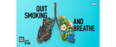 Stoptober 2020 - Quit Smoking and Breathe