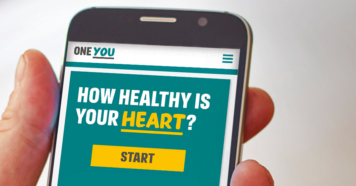 New PHE Heart Age App launches